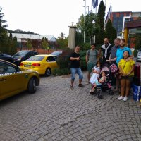 Taxi from Plovdiv to Sofia - Big group